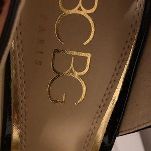 BCBG Shoes - BCBG cheetah print pumps